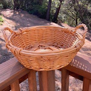 Big Wicker Basket